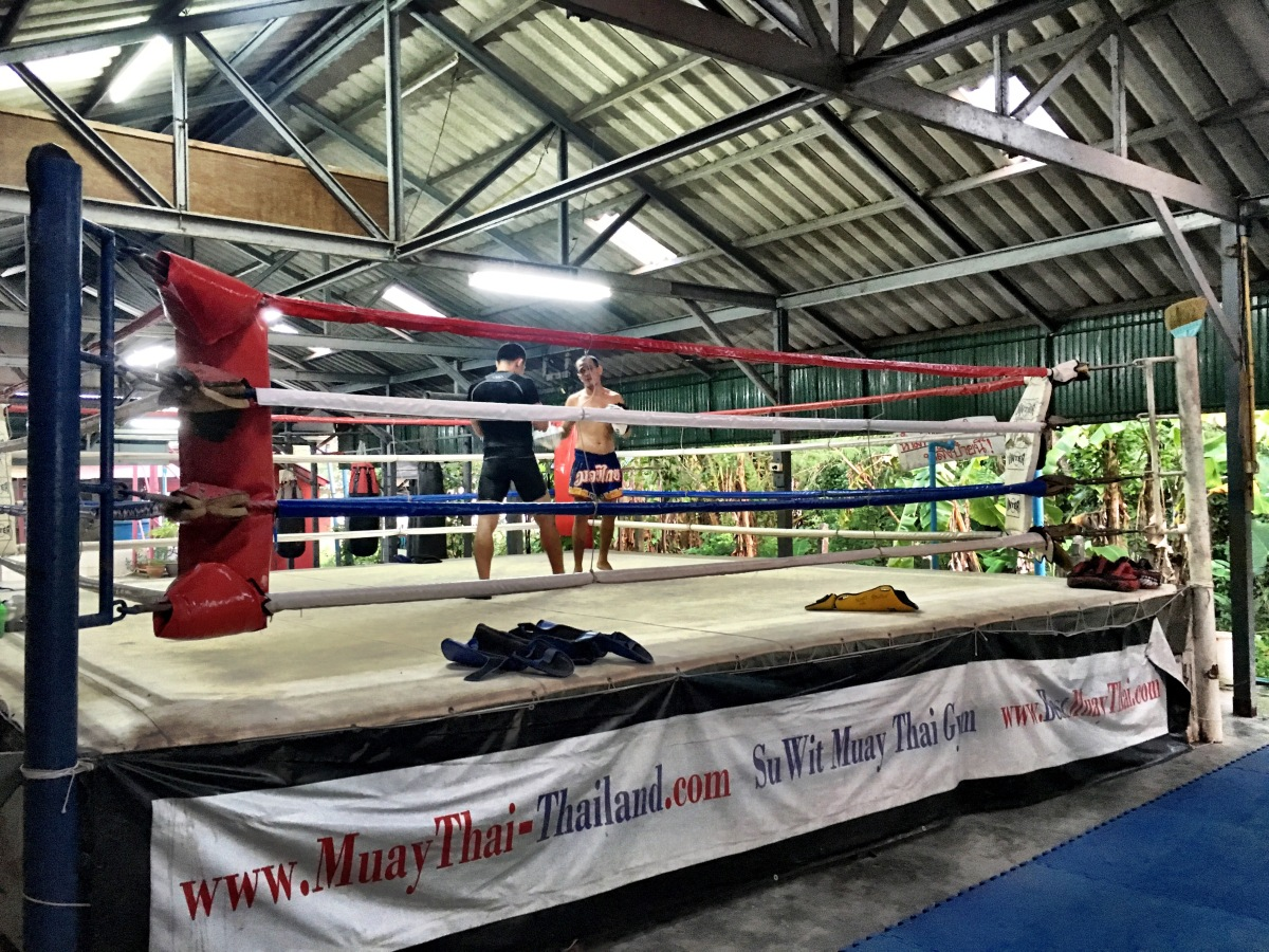 Phuket / Muay Thai Training Day Three