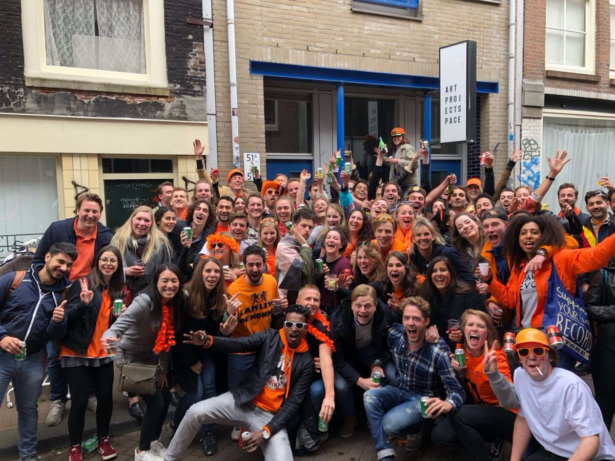 Kings Day, Work Outing and Bevrijdingsdag.